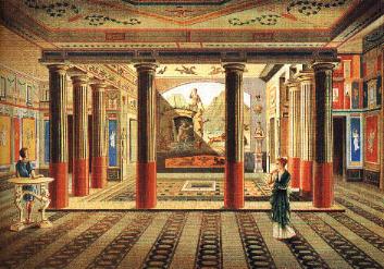 La domus for Domus interieur